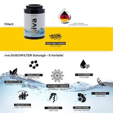riva-DUSCH-filter-SCHUNGIT-filtereigenschaften-Ersatzkartusche-hwzo-kompatibil-heilsteine-bakterienfilter