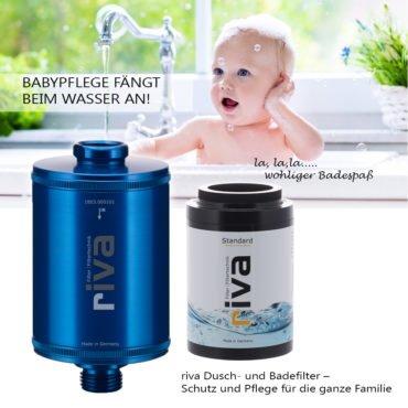 riva-DUSCH-filter-SET-KARTUSCHE-STANDARD-haut-haarpflege-mineralien-chlor-filter-schadstoffe-kalk-blau-