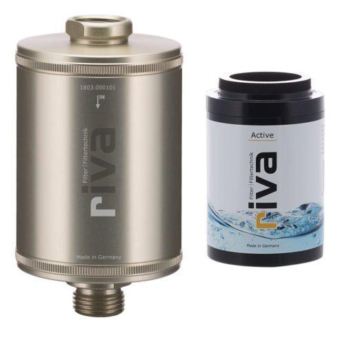 riva-trinkwasser-filter-active-chlor-schwermetalle-geruch-kdf-filter-aktivkohle-Spüle-wasserhahn-leitungswasser-filter-champagner