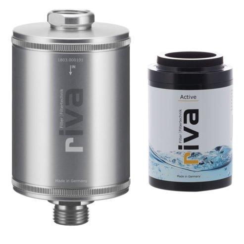riva-trinkwasser-filter-active-set-chlor-schwermetalle-geruch-kdf-filter-aktivkohle-Spüle-wasserhahn-leitungswasser-filter-silber