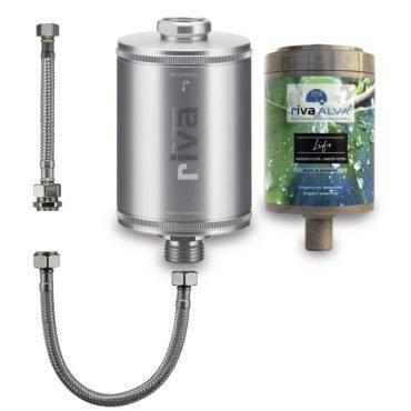 riva-alva-life-trinkwasser-filter-set-bioganisch-silber-schlauchanschluss-set-küchenspüle