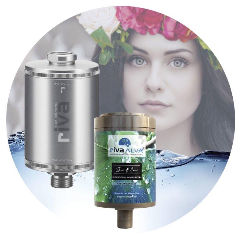 rivaalva bio-wasserfilter-trinkwasserfilter-duschfilter-plastikfrei-bioganisch-flüssigem-Holz