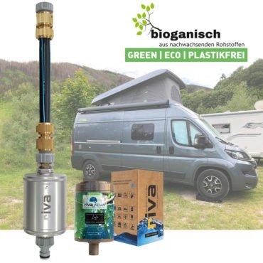 rivaALVA-Explorer-Trinkwasserfilter-Reisemobil-Boote-Vans-Wohnwagen-mobil-bio-Aktivkohle-plastikfrei
