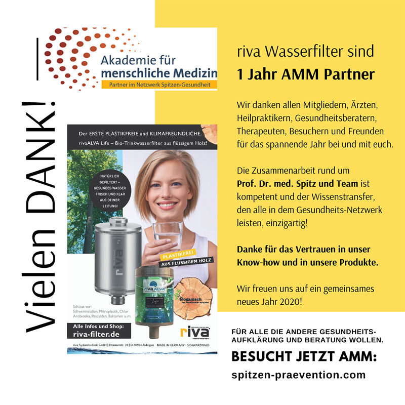 riva-filter-amm-menschliche-Medizin-spitzenprävention-prof. Spitz