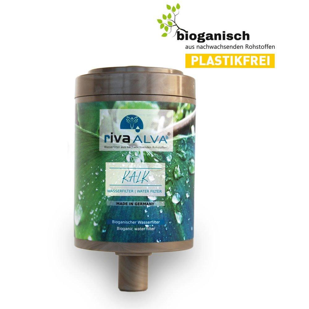 rivaALVA-Kalk-Kalkschutz-Kalkfilter-wasserfilter gegen Kalk-Duschfilter
