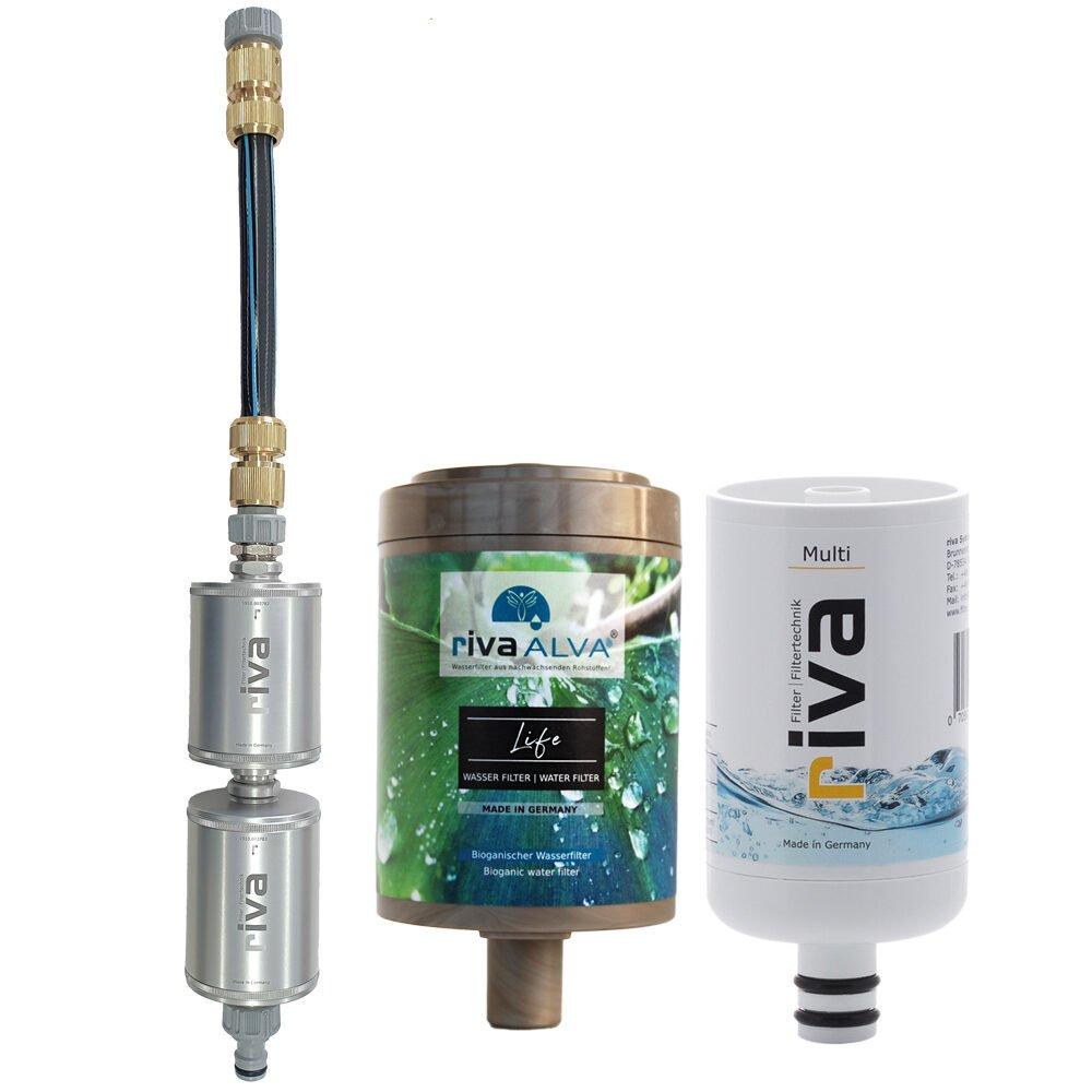 rivaALVA-Explorer-OVERLAND Wasserfilter auf Reisen